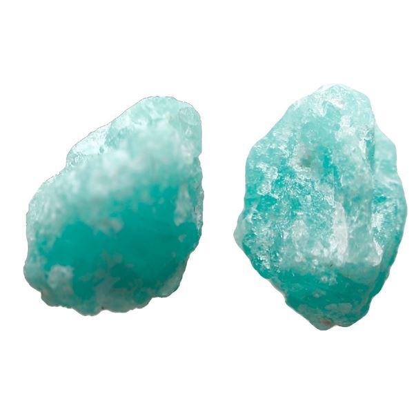 Medium natural emerald, 2.47 carats, class 2B, ex-Atocha (1622).