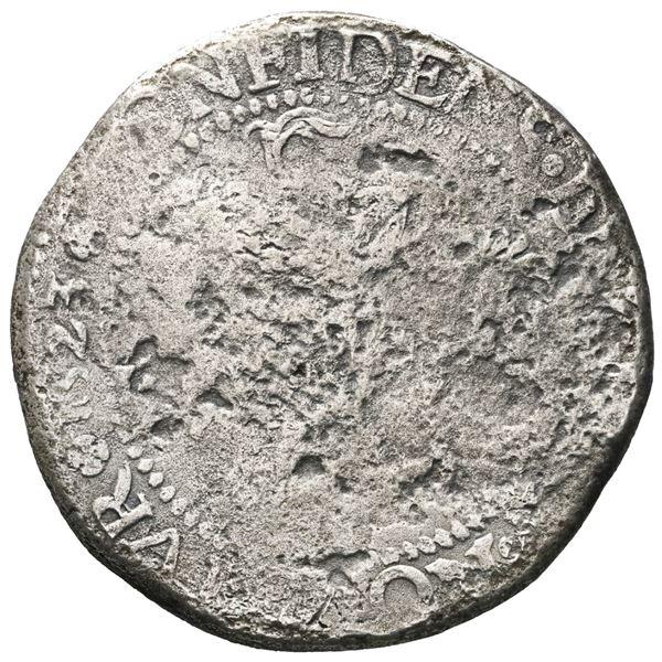 "Zeeland, United Netherlands, ""lion"" daalder, 1623."