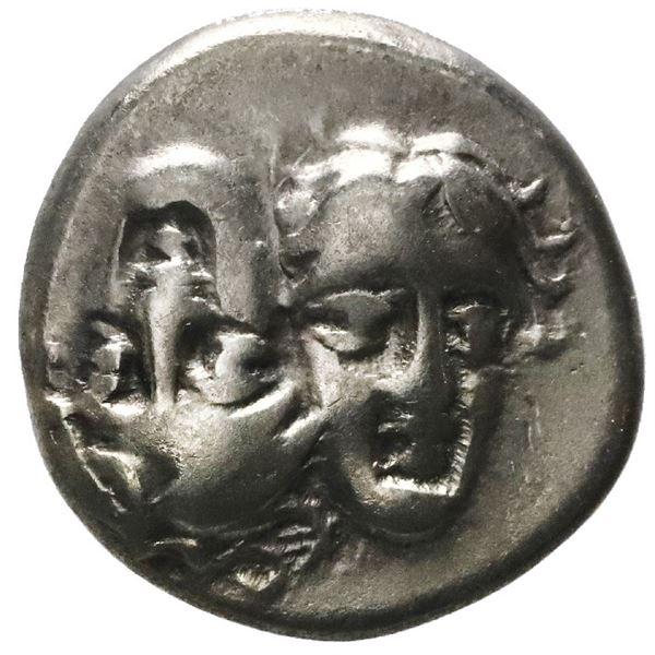 Thrace, Istros, AR drachm, 400-350 BC.