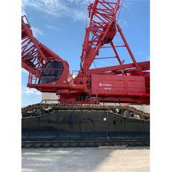 2007 MANITOWOC 18000 Crawler Crane