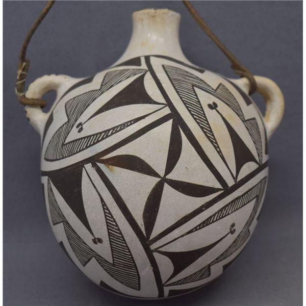 ACOMA INDIAN POTTERY CANTEEN