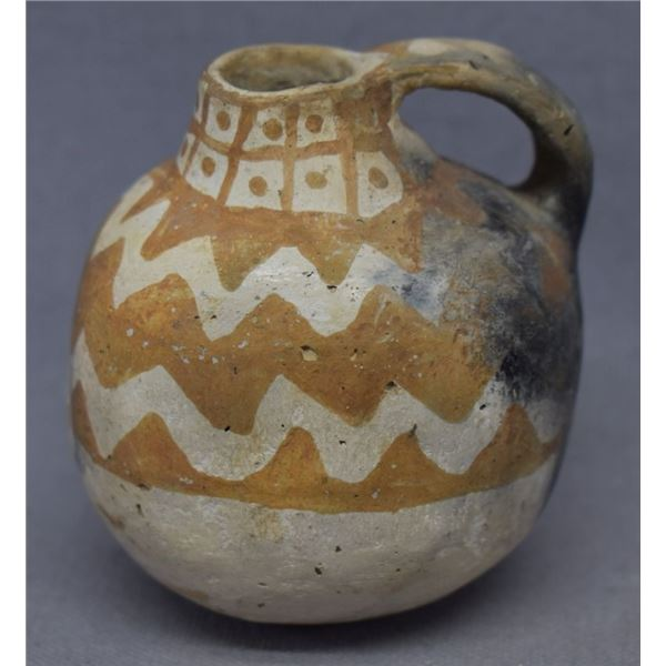 MESA VERDE INDIAN POTTERY TOY PITCHER