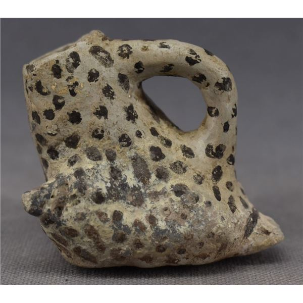 ANASAZI INDIAN POTTERY TOY  DUCK