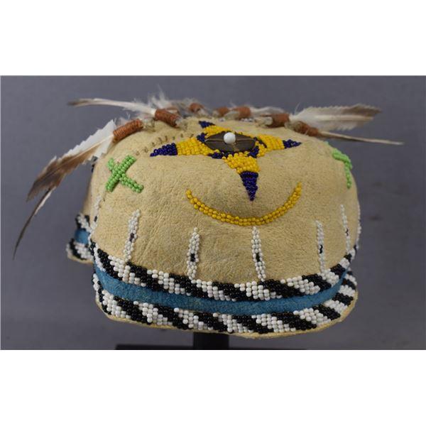 APACHE INDIAN HAT
