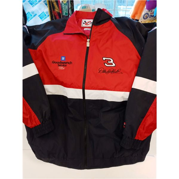 OFFICIAL DALE EARNHARDT RACING MAN'S JACKET / XL
