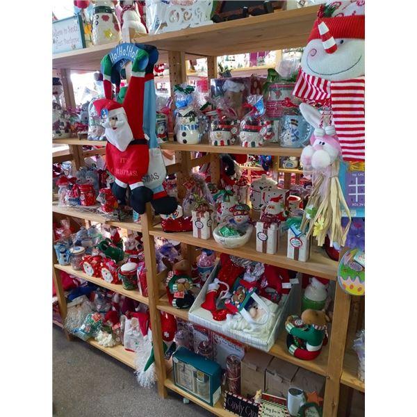 NEW STOCKED SHOWROOM CHRISTMAS SAMPLES