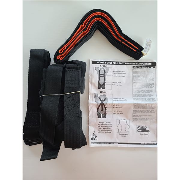 PRIMAL HUNTING SAFETY HARNESS