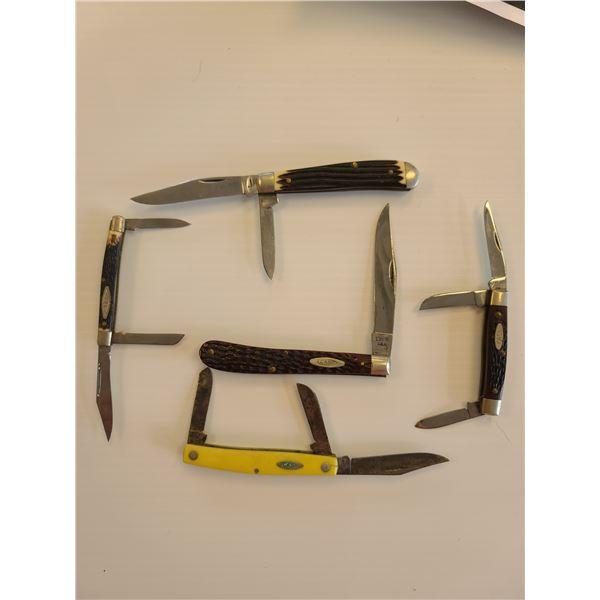 CASE KNIFE LOT