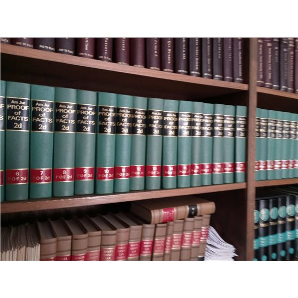 LAW BOOK LIBRARY PART 1 OF 3