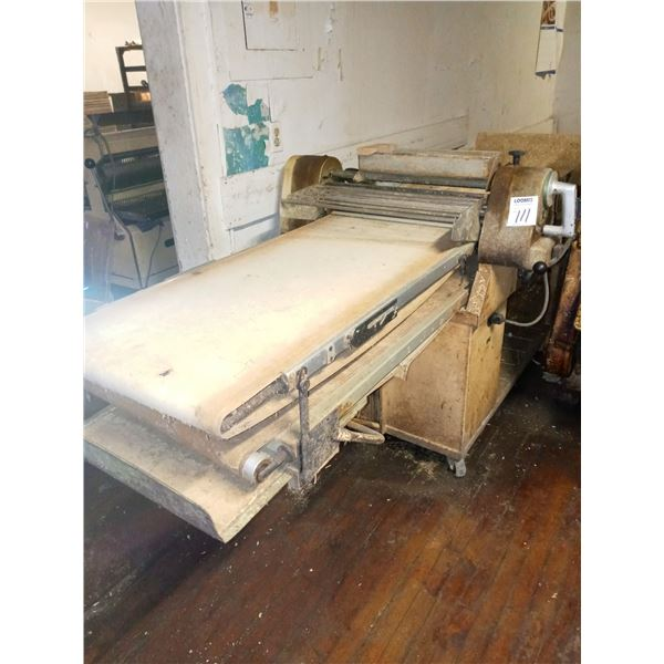 REOFFER:SHEETER / 3 PHASE