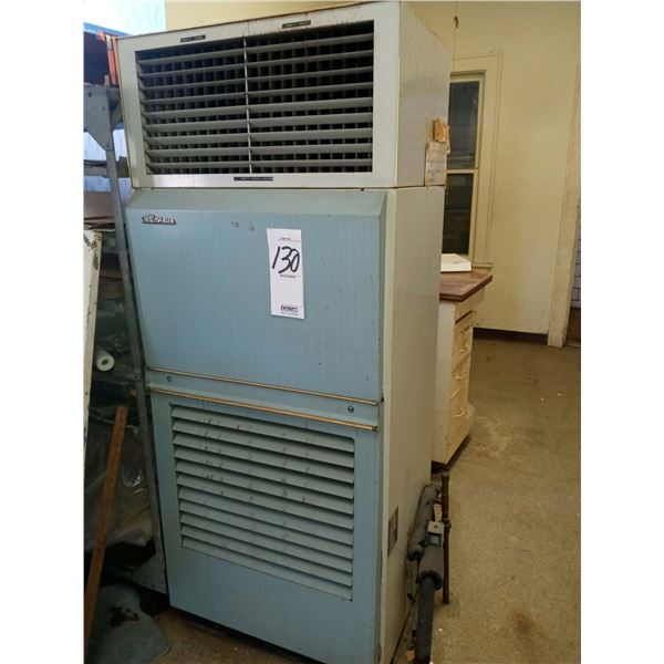 REOFFER:CAPITOLAIRE UPRIGHT INDOOR A/C UNIT, MODEL