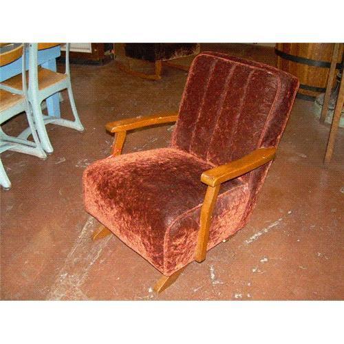 newest 1b577 52573 Upholstered Child's Platform Rocker #1573456