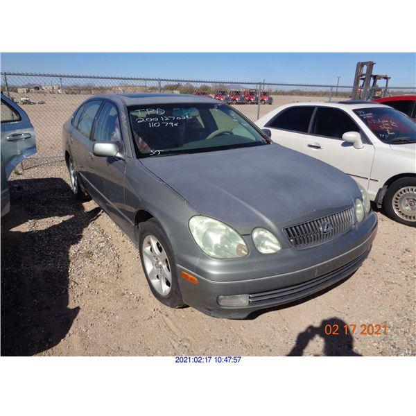 2002 - LEXUS GS300