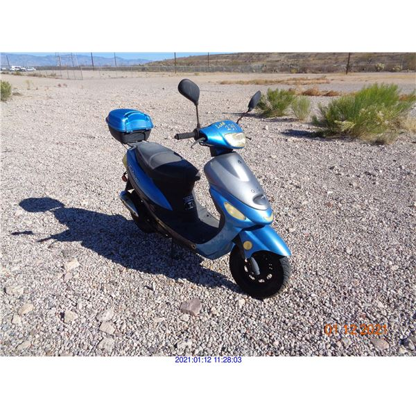 TAO TAO SCOOTER MOPED 50CC/2009 -  BASHA GS805/2002 - UNKNOWN UNK/2014 - MOTORIZED BICYCLE