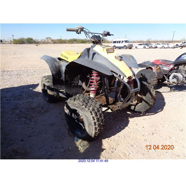 2002 - POLARIS SPORTSMAN