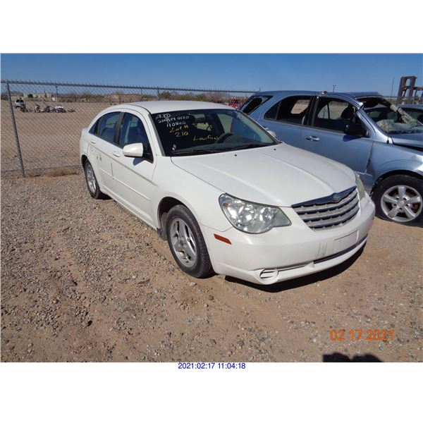 2010 - CHRYSLER SEBRING