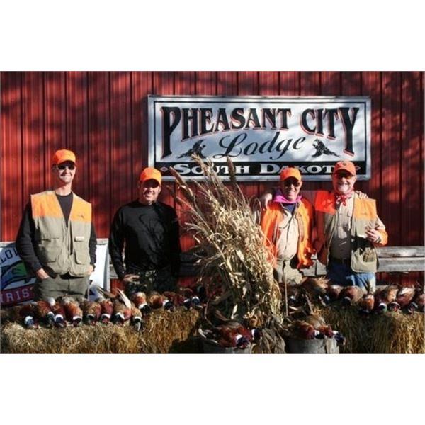 South Dakota 2-Day Pheasant Hunt for Two Hunters