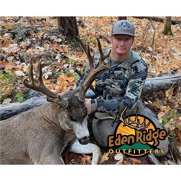 Oregon 5-Day Columbian Blacktail Deer Hunt