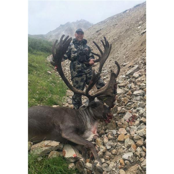 Central Alaska Range Caribou Special Permit (SC827)