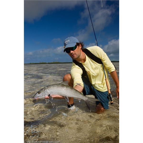 Three Day Fishing Trip for Two in Bahamas