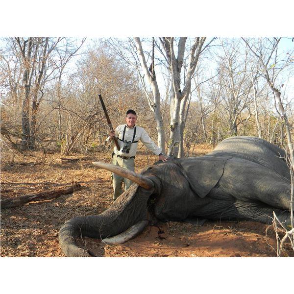 Zimbabwe 10-Day  Elephant Safari