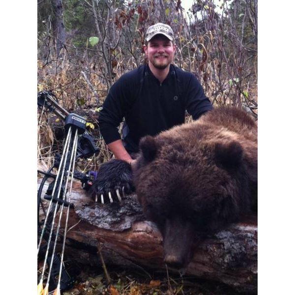 Alaska Archery Brown Bear Special Permit GMU 14C Eklutna Lake Management Area (SB468)