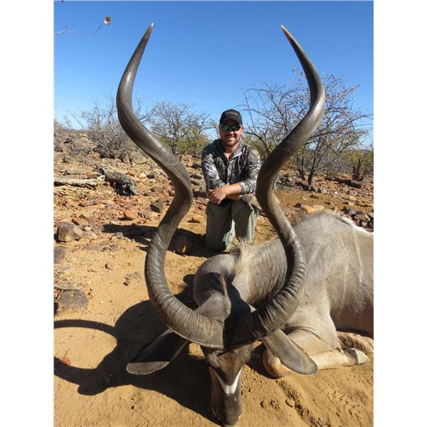 South Africa 7-Day Safari for Two Hunters