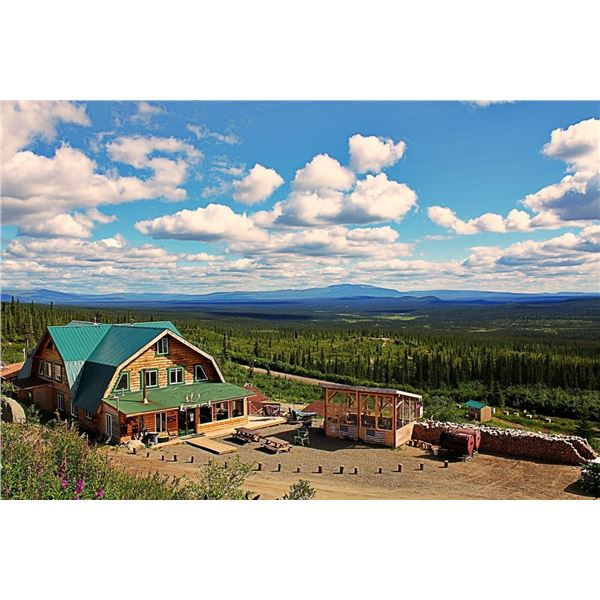 8-Day/7-Night Lodging at Alpine Creek Lodge DIY Spring Bear Hunt for Two Hunters