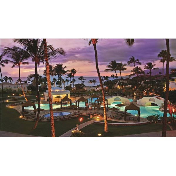 4-Night Stay at Fairmont Kea Lani Maui for Four Guests