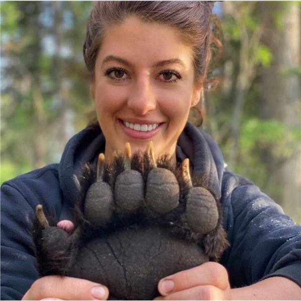 ALASKA WILDERNESS: 7-Day Black Bear Hunt for One Lady Hunter in Alaska Hosted by Sara Brandenburg