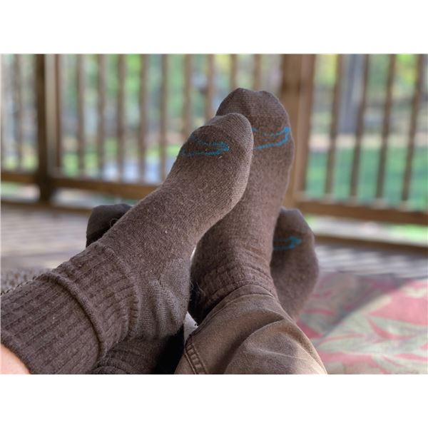 BUFFALO WOOL COMPANY: $200 CREDIT Towards Bison Wool Apparel