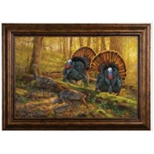 Double Date Turkey Print