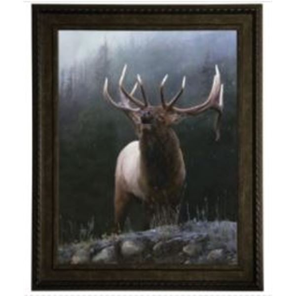 Mountain Music Elk Print