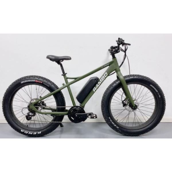 Rambo Colorado 750 E Bike