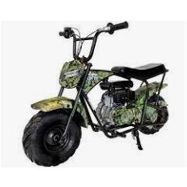 Monster Moto Mini Bike in M O Obsession