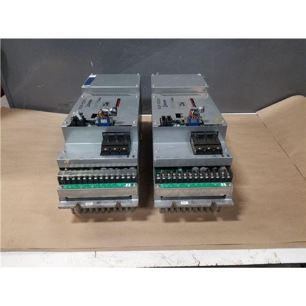 (2) OKUMA BLIV-D200A (UO616-0006-001-11) SERVO DRIVE