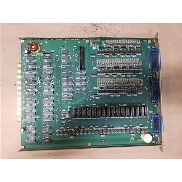 OKUMA E4809-032-452-C (1911-1120-AB02-28) OPUS 500/EC CIRCUIT BOARD