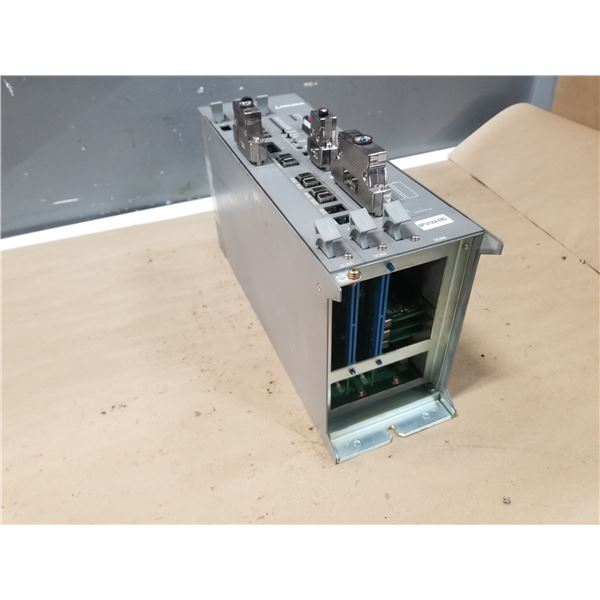 OKUMA E7191-090-007-0 OPUS 7000 COMPACT RACK (INCLUDES MODULE CARDS) *SEE PICS FOR DETAILS*