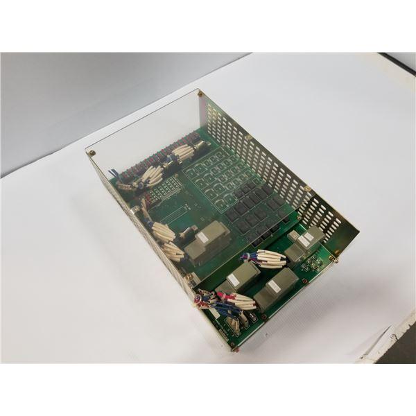 OKUMA E4809-770-032-2 RELAY CARD W/ OKUMA E4809-770-033-1 RELAY CARD *SEE PCS FOR DETAILS*