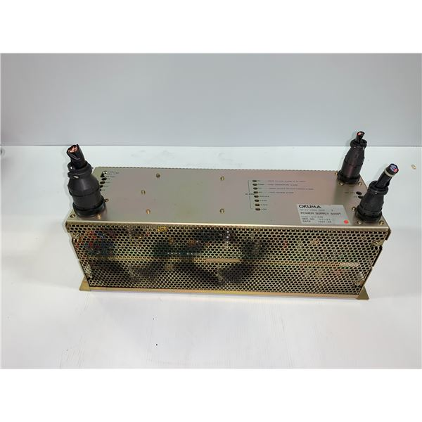 OKUMA E0451-521-038 OPUS 5000 GHP 2 POWER SUPPLY