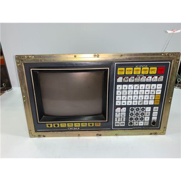 OKUMA E0105-800 OSP OPERATING PANEL 5000 LSC