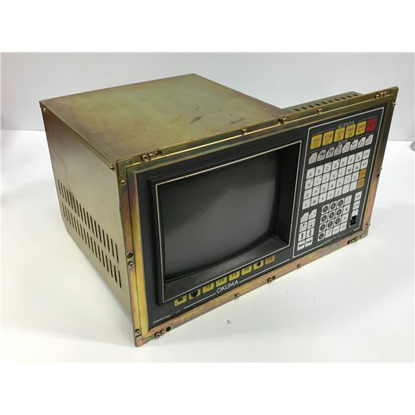 OKUMA E0105-800-055-1 OPERATING PANEL 5000