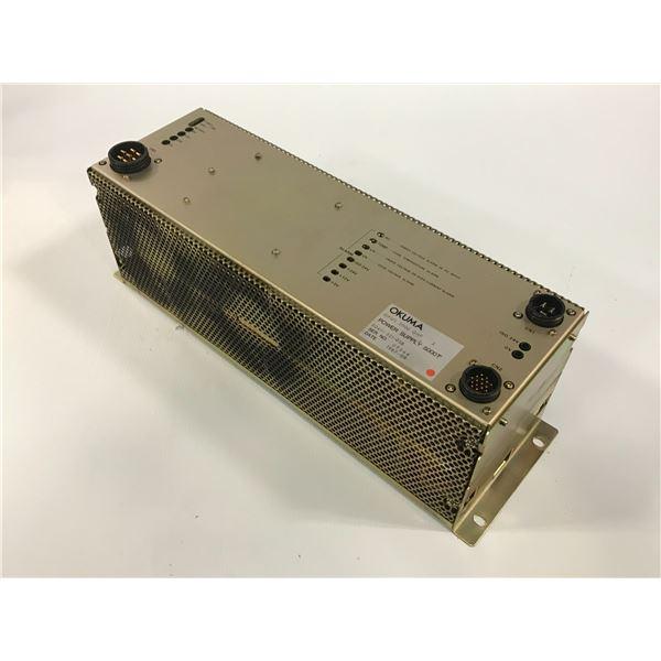 OKUMA E0451-521-038 POWER SUPPLY 5000T
