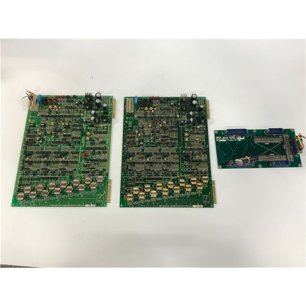 LOT OF OKUMA CIRCUIT BOARD *PART # PICTURED*