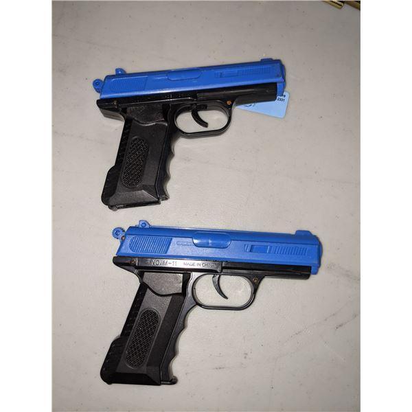 4 movie prop guns