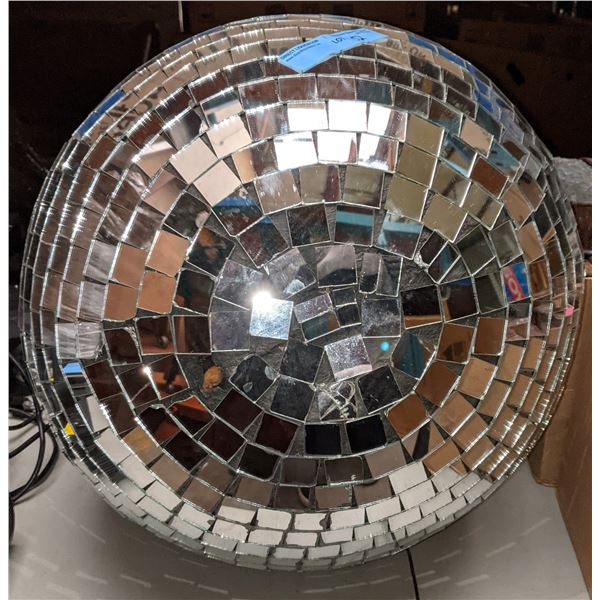 Disco Ball Light - 20  H diameter