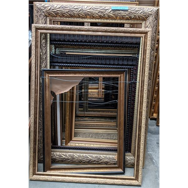 """Frames from chilling adventures - 36"""" x 48"""" largest size"""
