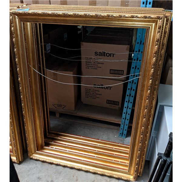 """Large lot of picture frames from the chilling adventures (approx. 5pcs) - 55"""" H x 42"""" W"""
