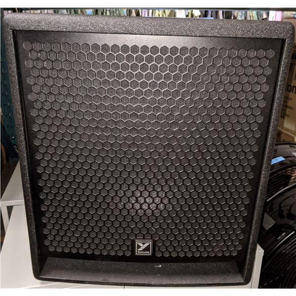 """Yorkville PS 15s subwoofer parasource series AS NEW - 20"""" H x 17"""" W x 24"""" D"""