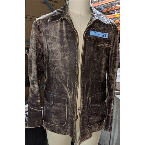 Leather jacket from Man in The High Castle